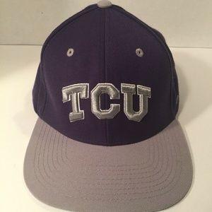 Zephyr TCU Horned Frogs Purple Snapback Hat